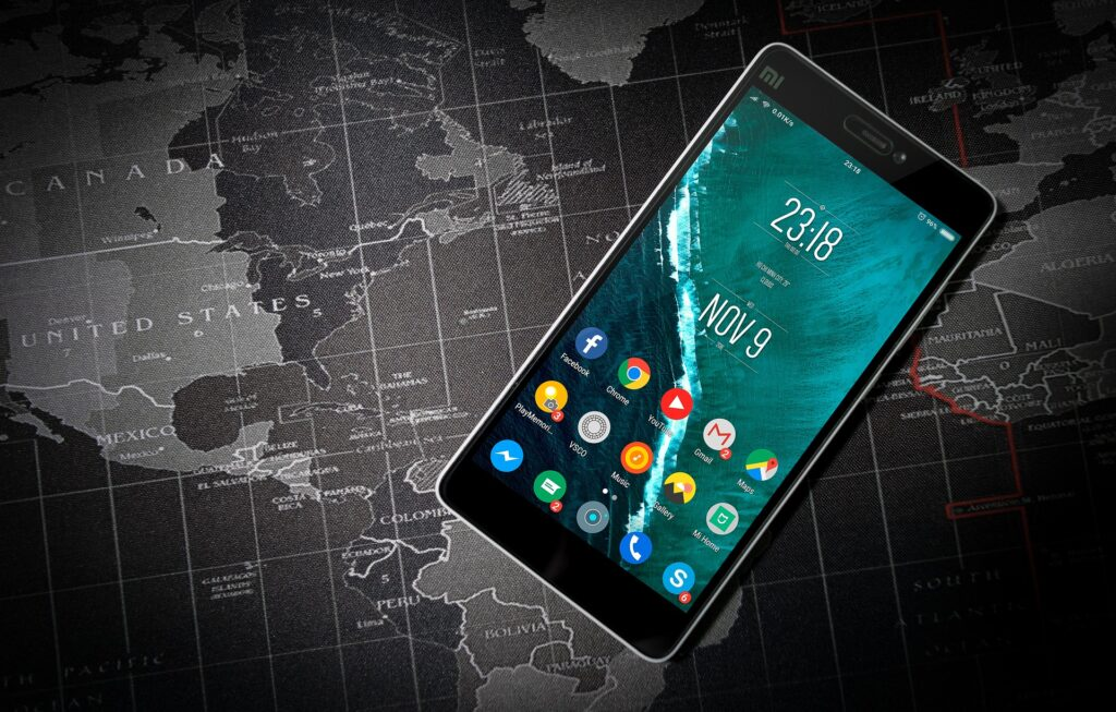 Social media around the world